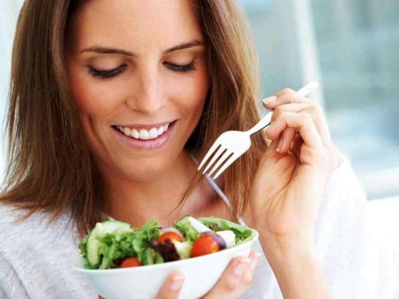 Что рекомендуется есть женщинам в разном возрасте