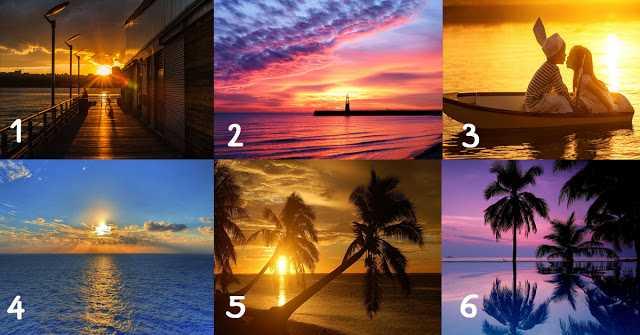 Солнечный калейдоскоп позитива: какой закат вам нравится больше всего?