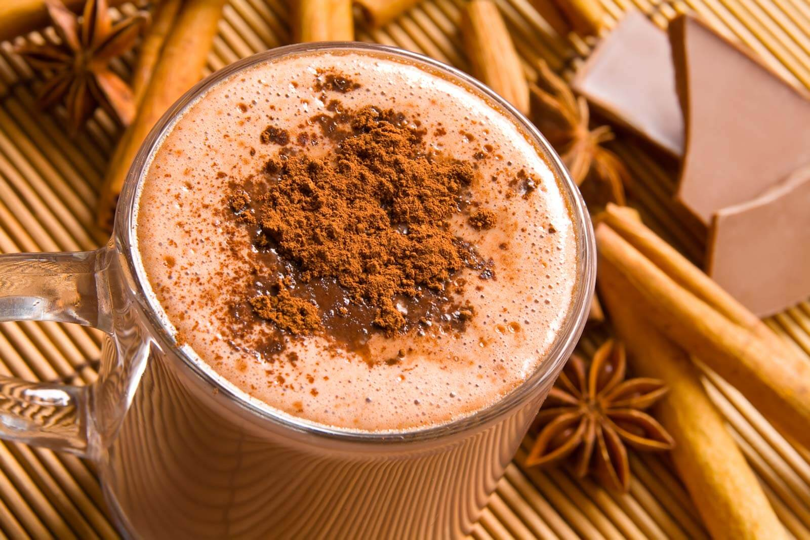 Какао – напиток Богов! Узнайте, почему так необходимо пить какао