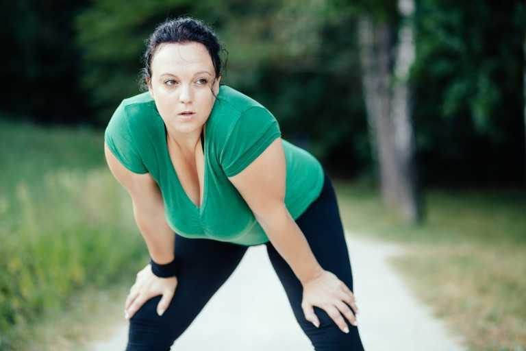 Ошибка, которую совершают женщины с лишним весом летом