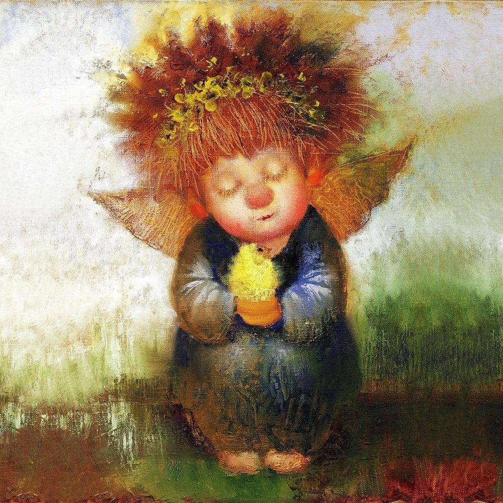 Покровитель Рыжих - Галина Чувиляева. «Солнечный Ангел – хранитель земного счастья»