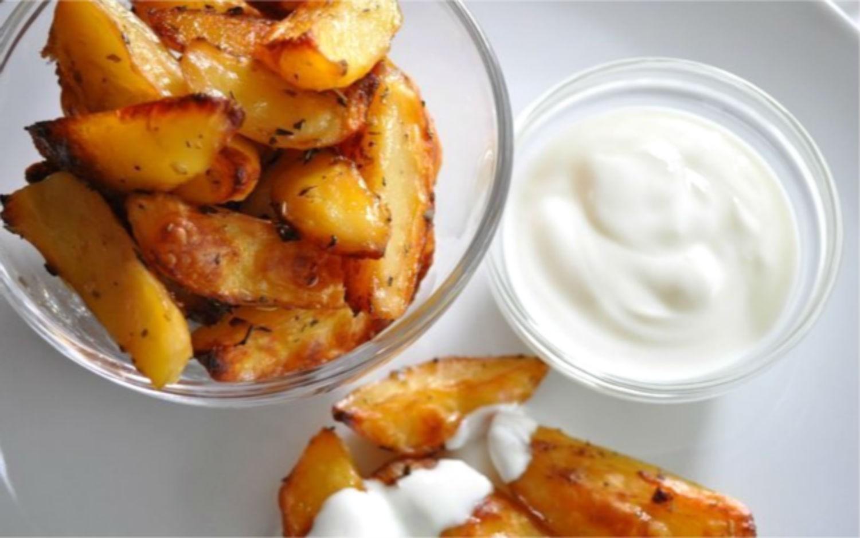 Картошка в соевом соусе в духовке рецепт