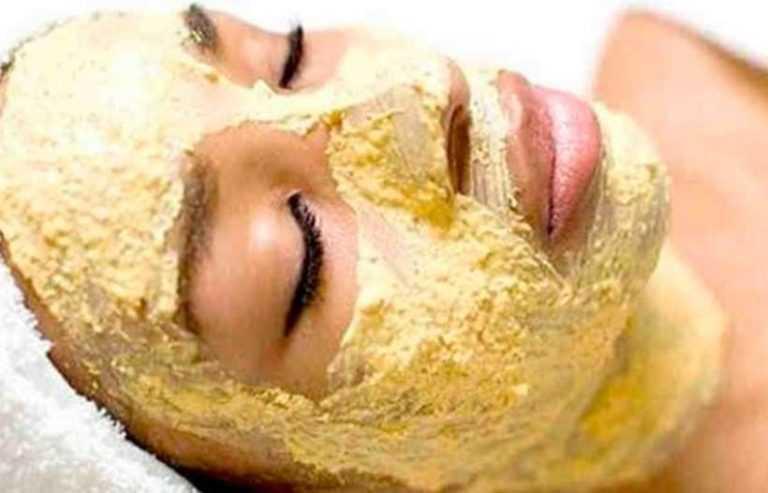 Омолаживающая маска «БАНАН + ИМБИРЬ» для быстрого эффекта.