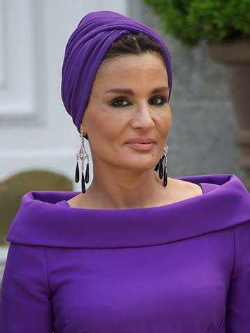 Как выглядят жены арабских шейхов? Предлагаем вам взглянуть на эти фото...