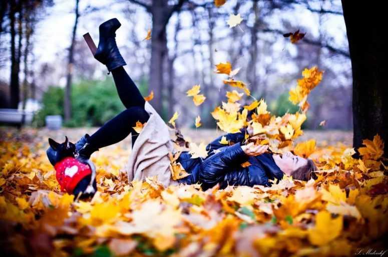 Дюжина идей как ярко провести эту осень
