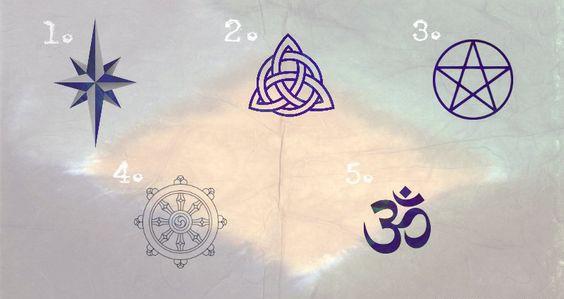 Выберите один из этих древних символов и узнаете ТОЧНЫЕ ОТВЕТЫ на ваше текущее состояние