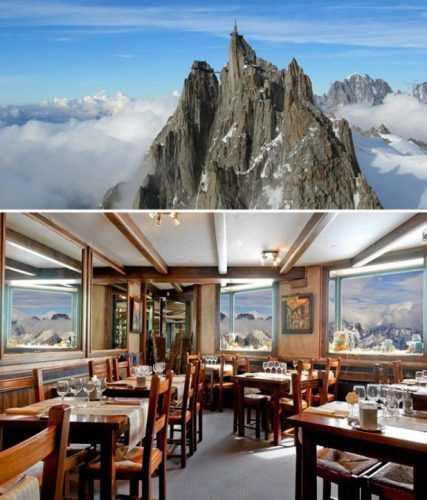 35 ресторанов, которые оставят у вас неизгладимые впечатления