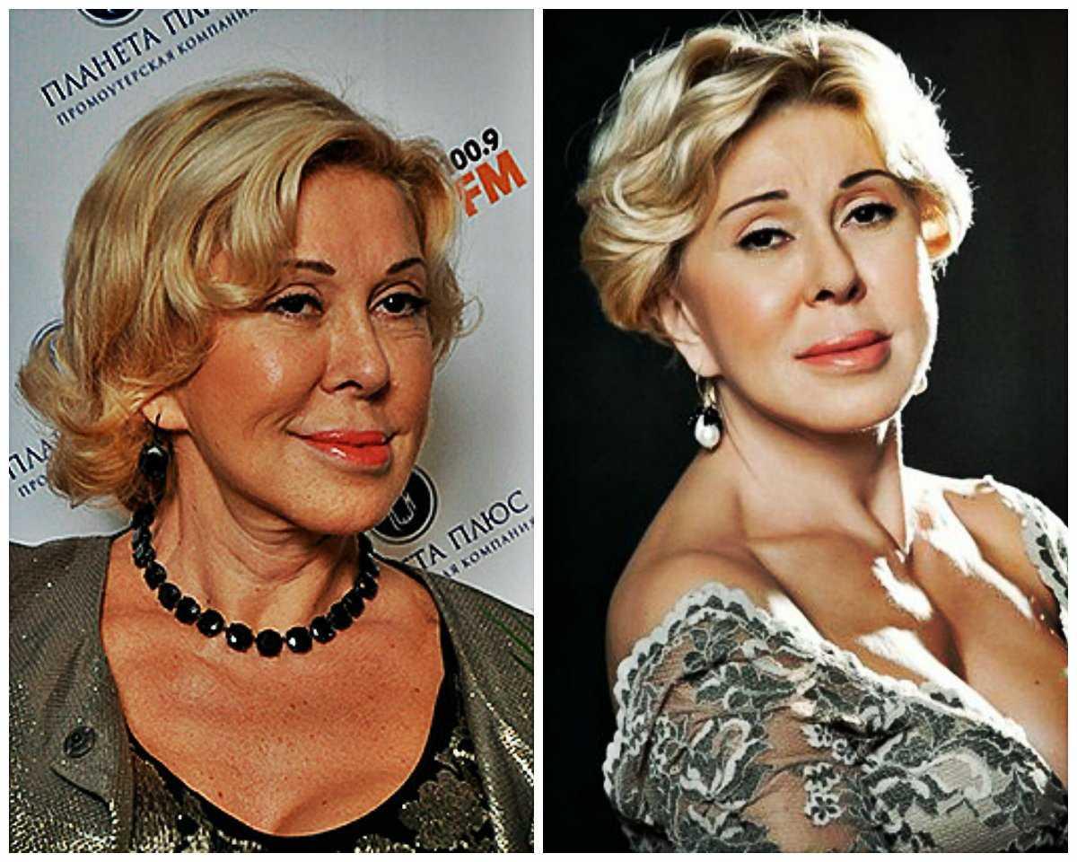 Российские знаменитости ставшие красивее с годами