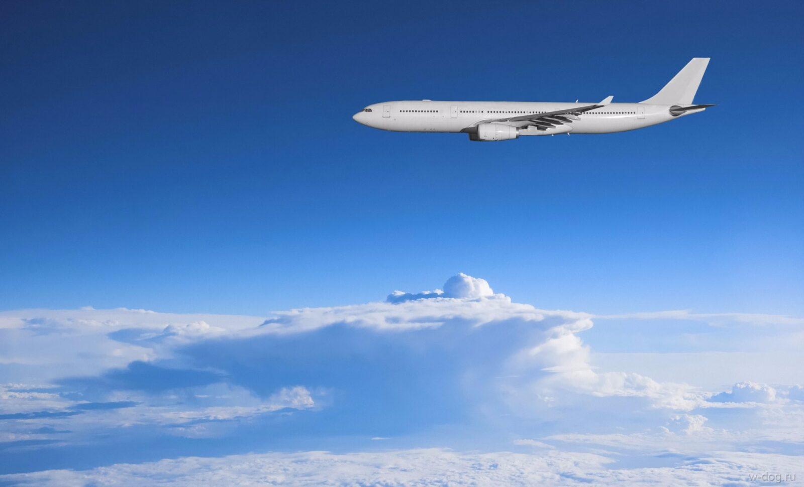 Пассажиры будут находиться как будто среди облаков! Создан самолёт без окон