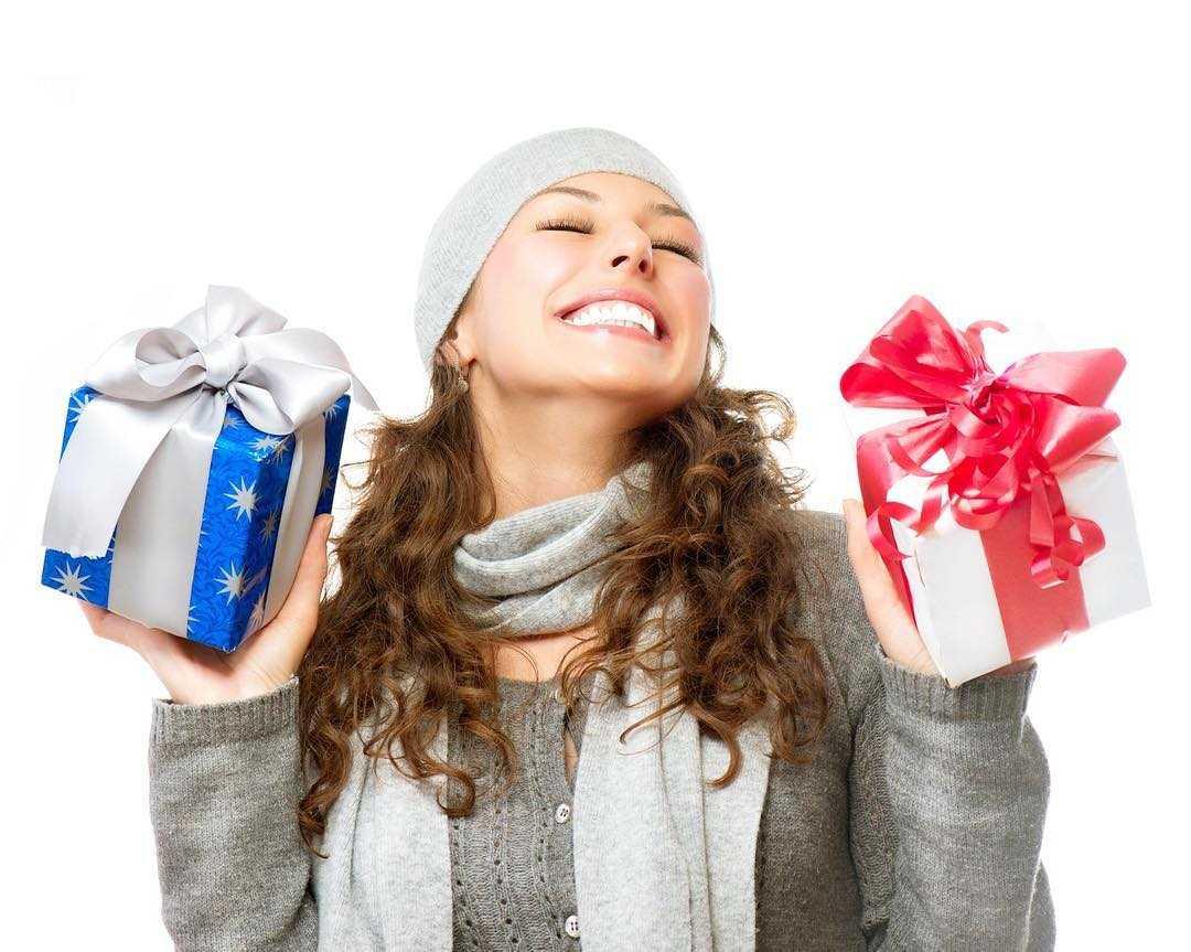 Чтобы стать счастливой, женщина обязана сама себе подарить 10 подарков