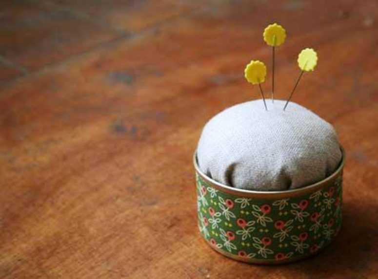 Замечательные идеи для использования жестяных банок