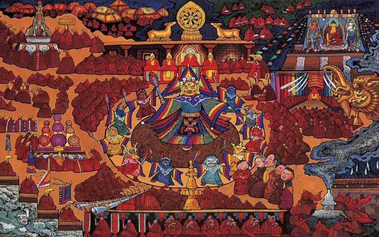 Узнай свою судьбу с точностью 97%: тибетский прогноз