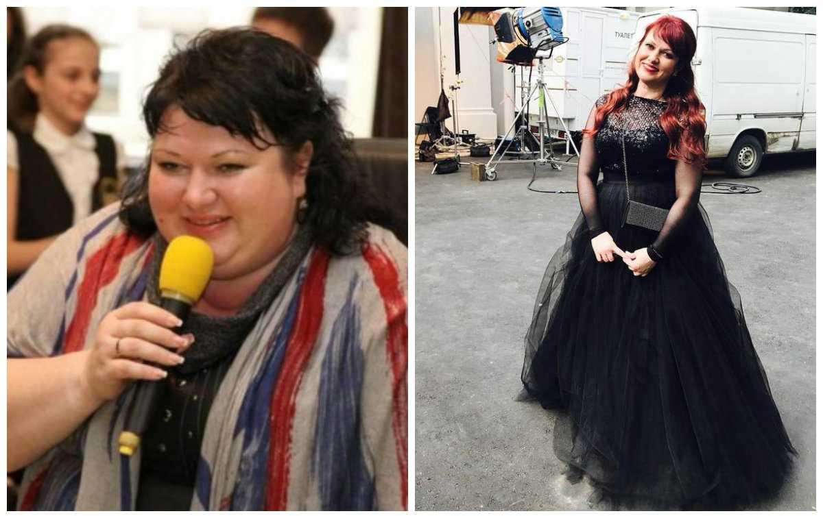 Ольга Александровна Картункова Как Похудела.