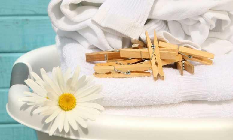 Удивительный французский метод стирки белого белья!  Идеальная белизна и удаление любых пятен