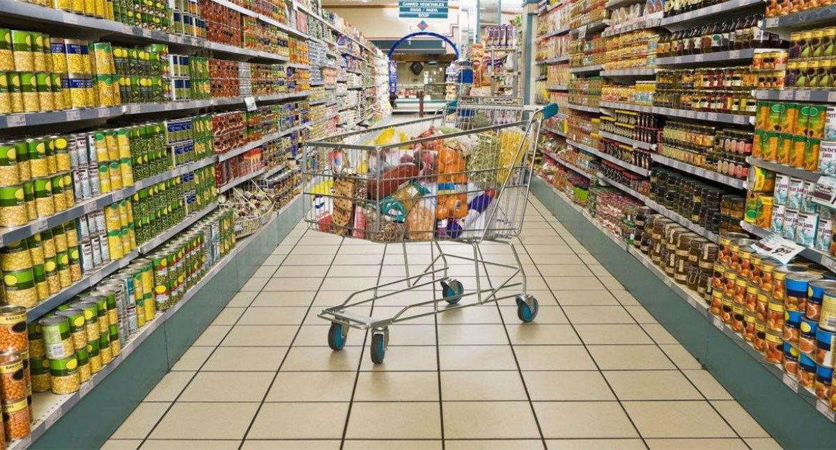 История про мужа и жену, которой строго-настрого запретили брать супруга в супермаркет