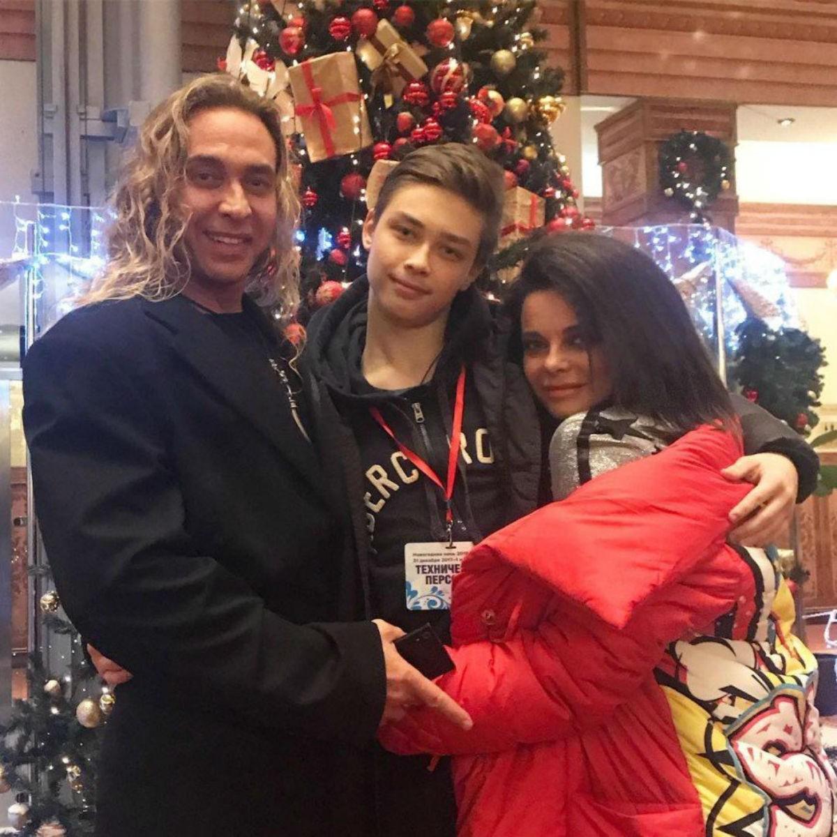 Наташа Королева опубликовала фото с сыном