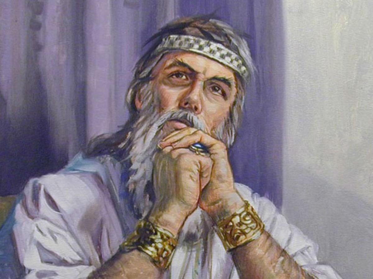 Притча «О кольце Соломона» Когда к Вам придет сильный гнев или сильная радость, Прочитайте! И Храни нас всех Господь