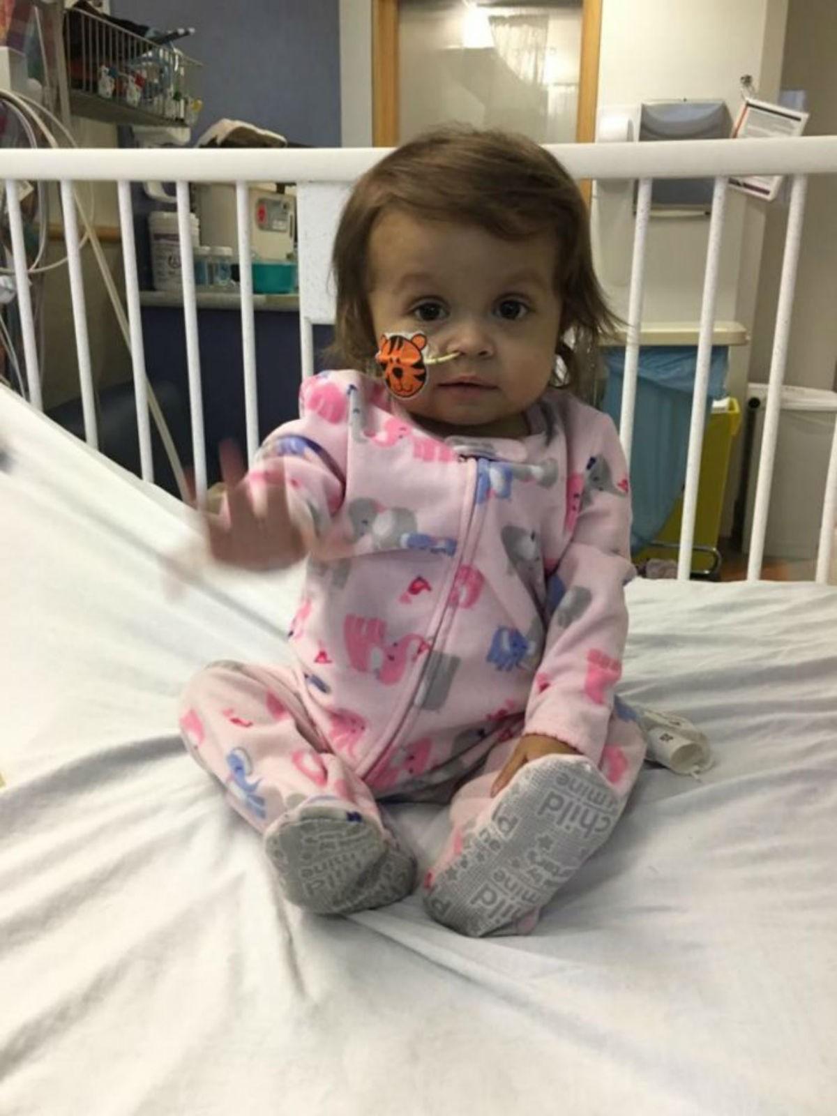 Девушка ухаживала за смертельно больным ребенком, и ее предложение просто шокировало родителей