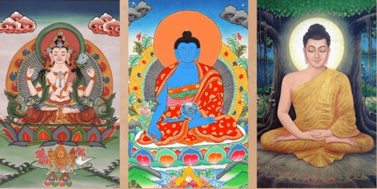 Выбери Будду и узнай будущее