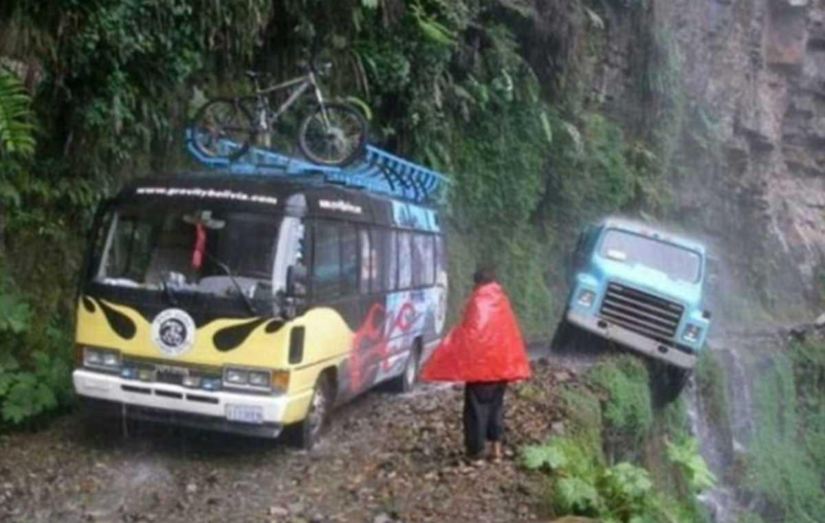 Фотографии из турпоездок, в которых что-то пошло не так