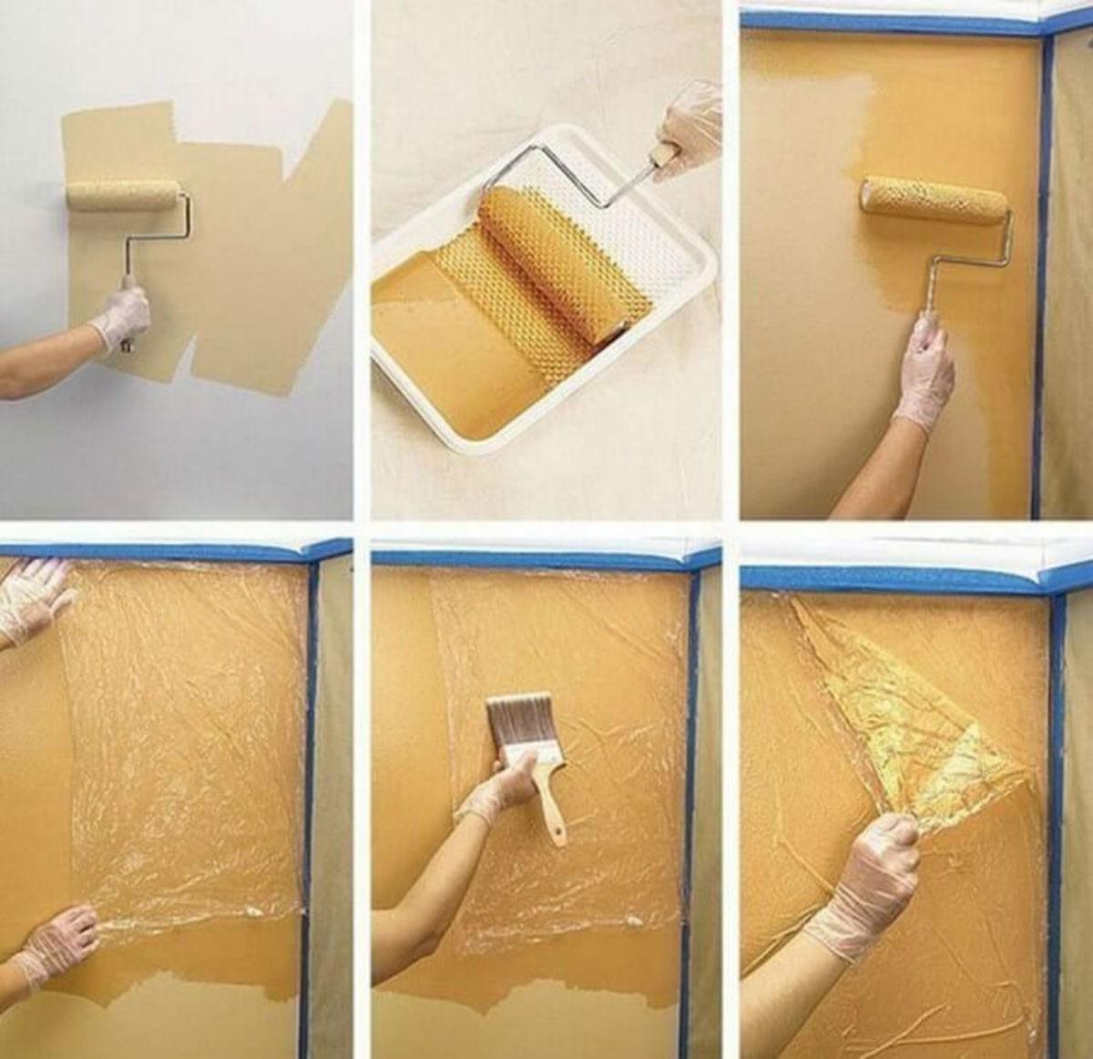 Краска для стен 6