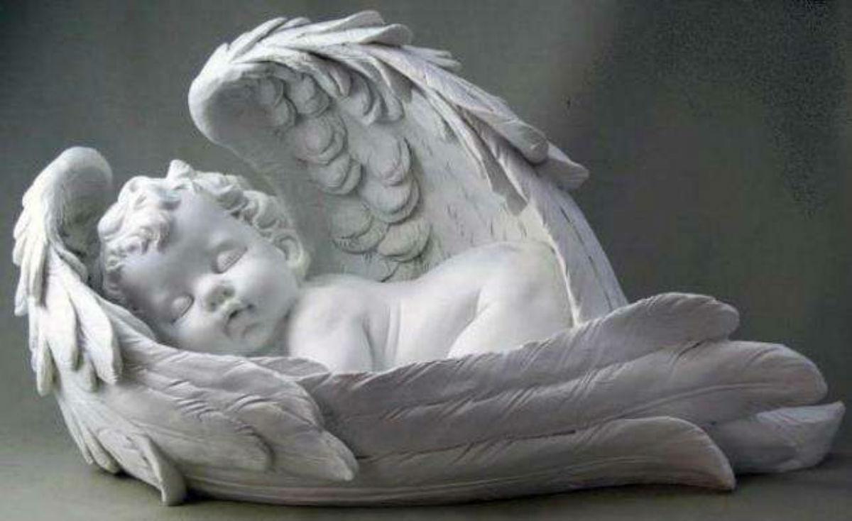 Картинки спящий ангел, картинки мазда
