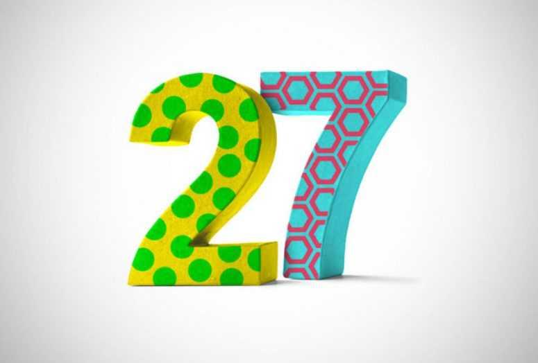 """Волшебная сила числа """"27"""" исполняет желания, привлекает достаток!"""