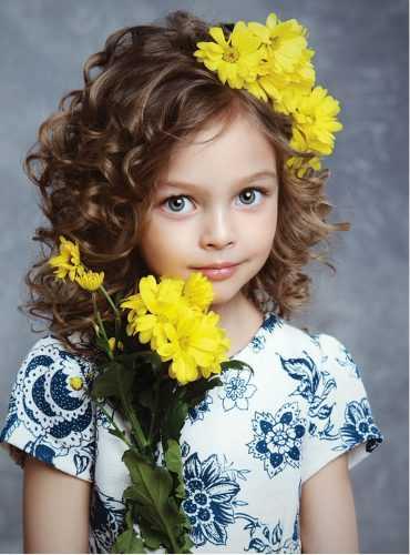 На смену Шейк и Водяновой: самые красивые дети-модели