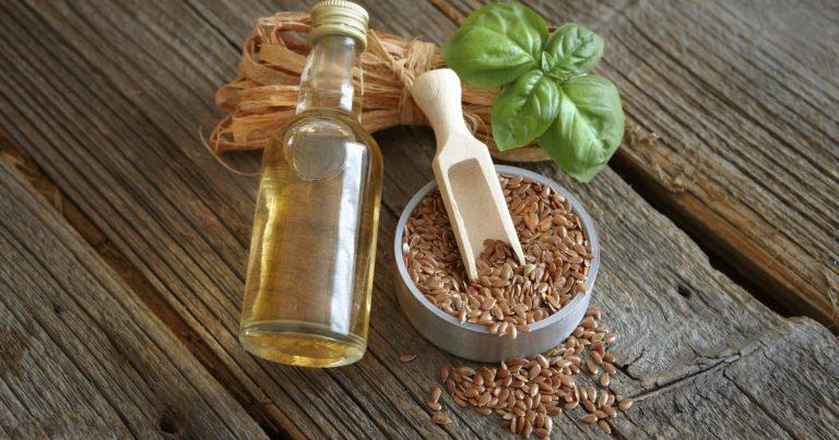 молотое семя льна применение для похудения
