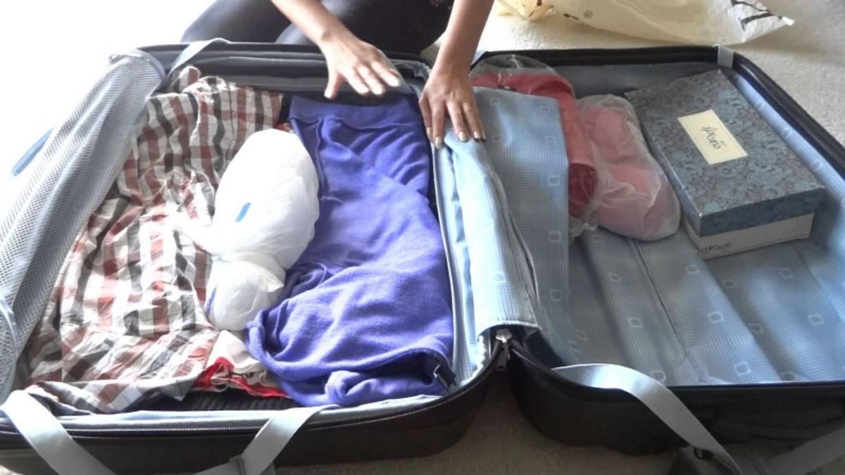 Приемы, которые помогут сделать багаж легким и вместительным
