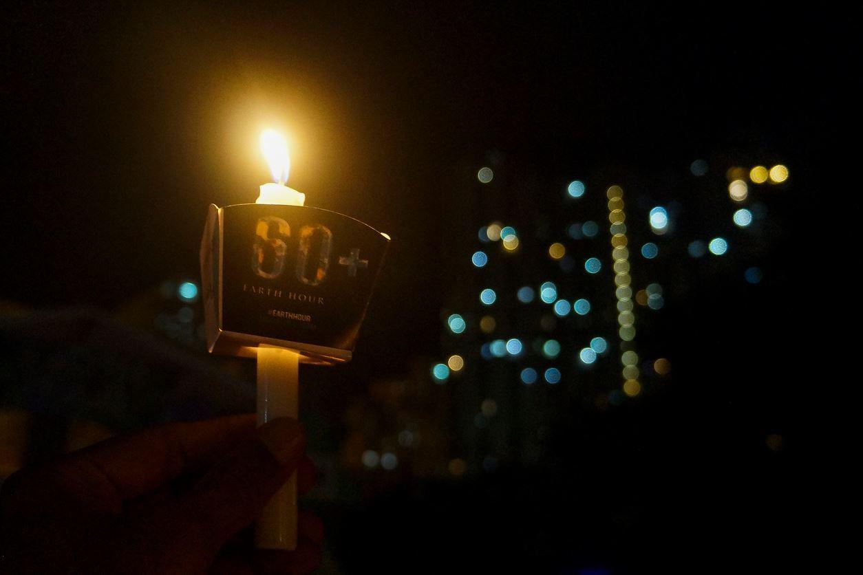 Только 24 марта во всем мире будет Час Земли! Не пропустите этот день