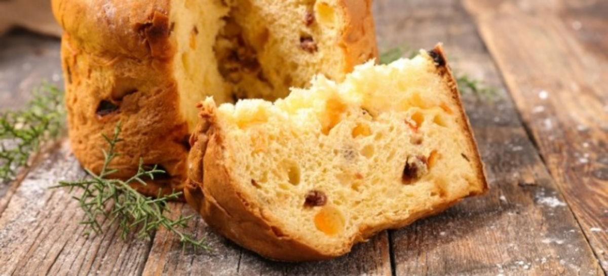 Итальянский пасхальный кекс Панеттоне