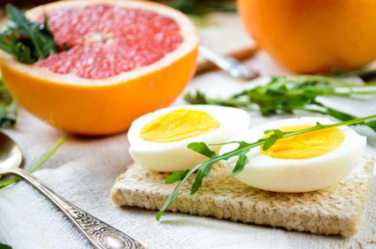Очень эффективная диета на вареных яйцах! Минус 5 кг за неделю
