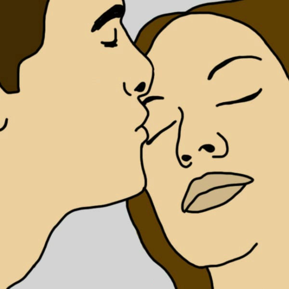 11 Типов поцелуев и о чем они говорят
