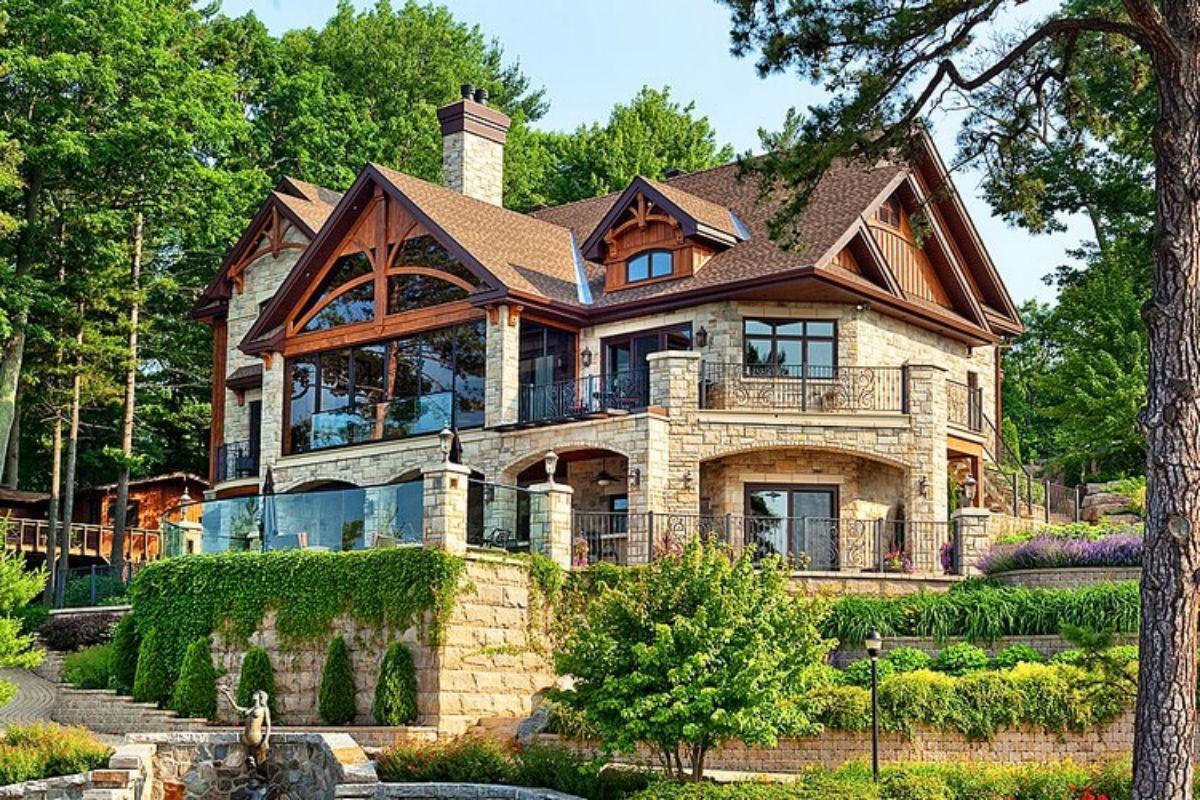 Как выглядит дом мечты разных Знаков Зодиака