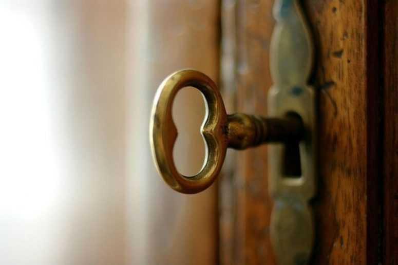 Откройте свою дверь к счастью