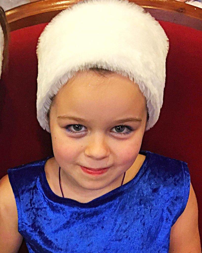 Внучка Любови Полищук становится все больше похожа на свою знаменитую и талантливую бабушку