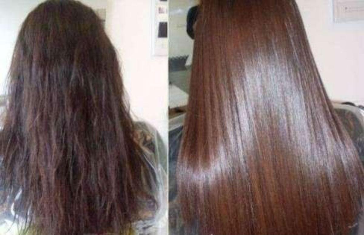 Эта невероятная смесь вернет к жизни ваши поврежденные волосы