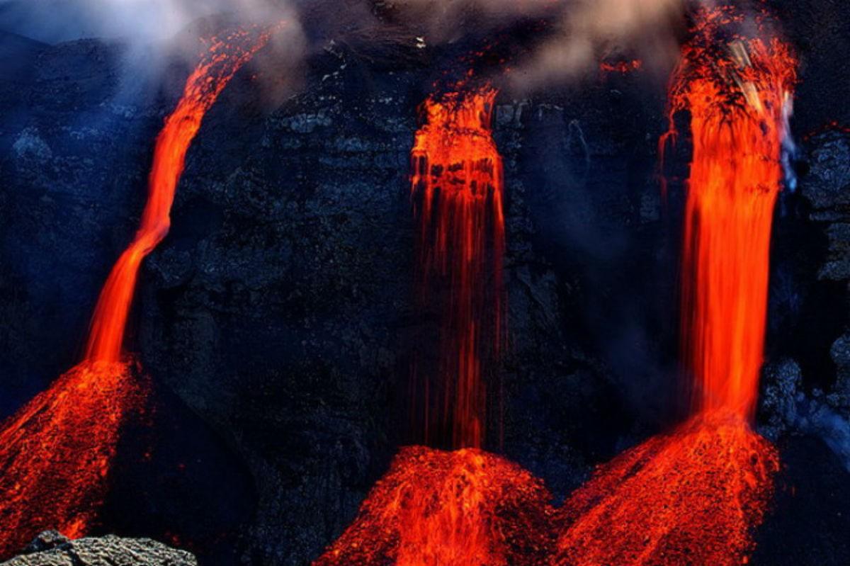 14 снимков, на которых запечатлены удивительные природные феномены.