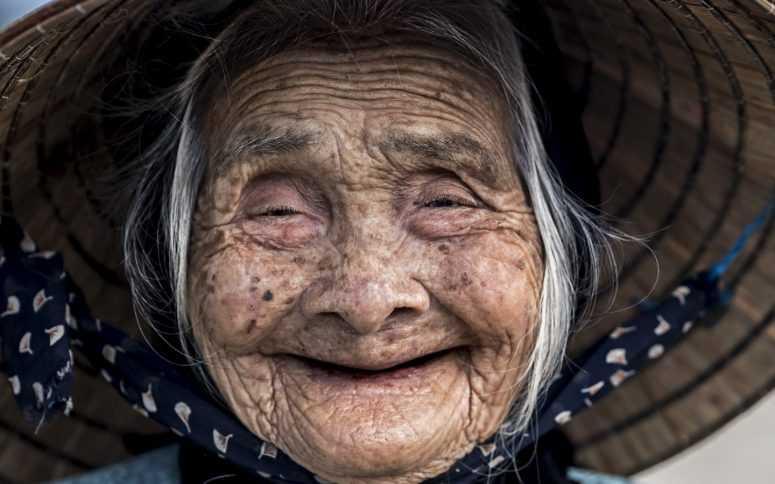 Я бы очень хотела иметь таких подруг в старости