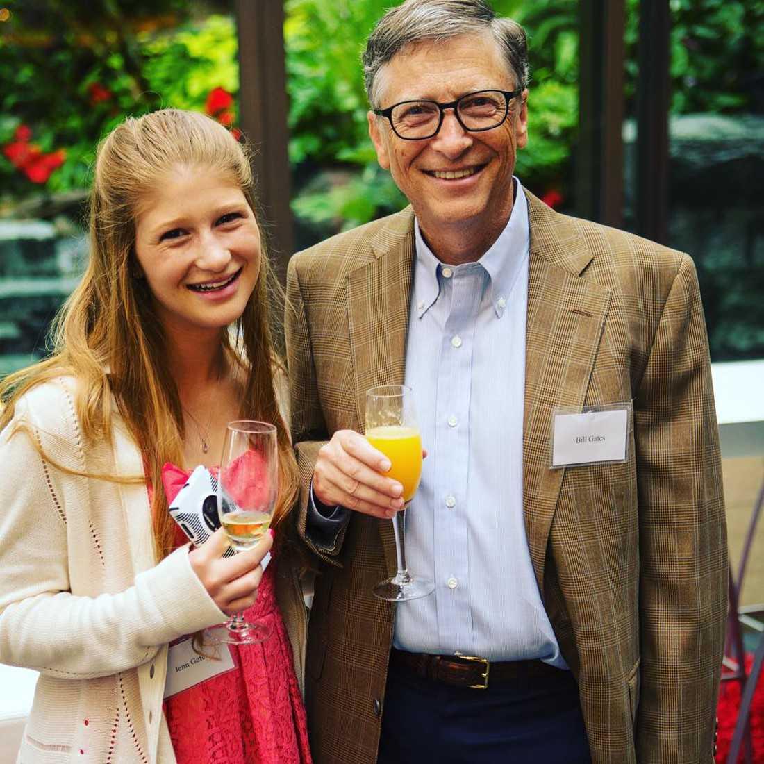 Как живет дочь самого богатого человека в мире. Дженифер Гейтс рассказала о своей жизни