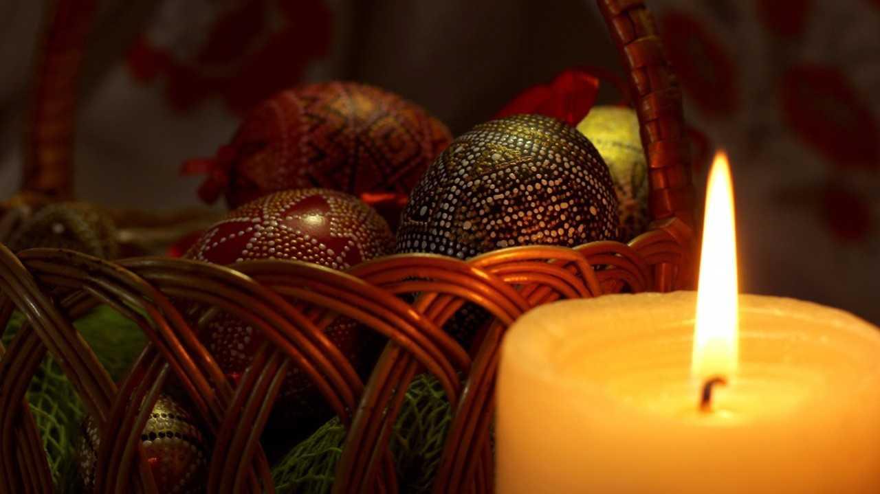 Сильная молитва в Пасхальную ночь