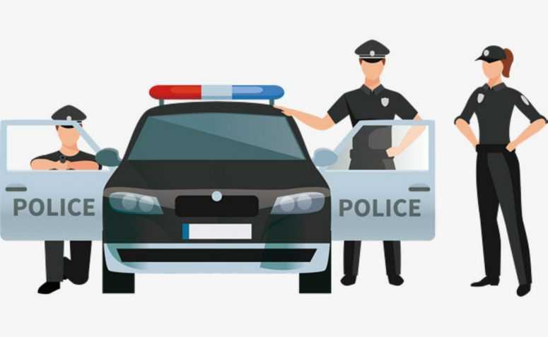 Находчивый старикашка вызвал полицейских, чтобы сообщить о краже, но ему сказали, что все заняты...