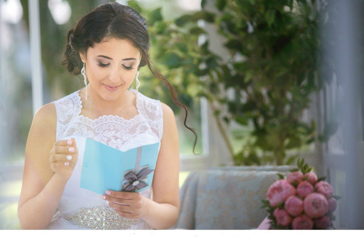 Письмо от свекрови невестке на кануне свадьбы