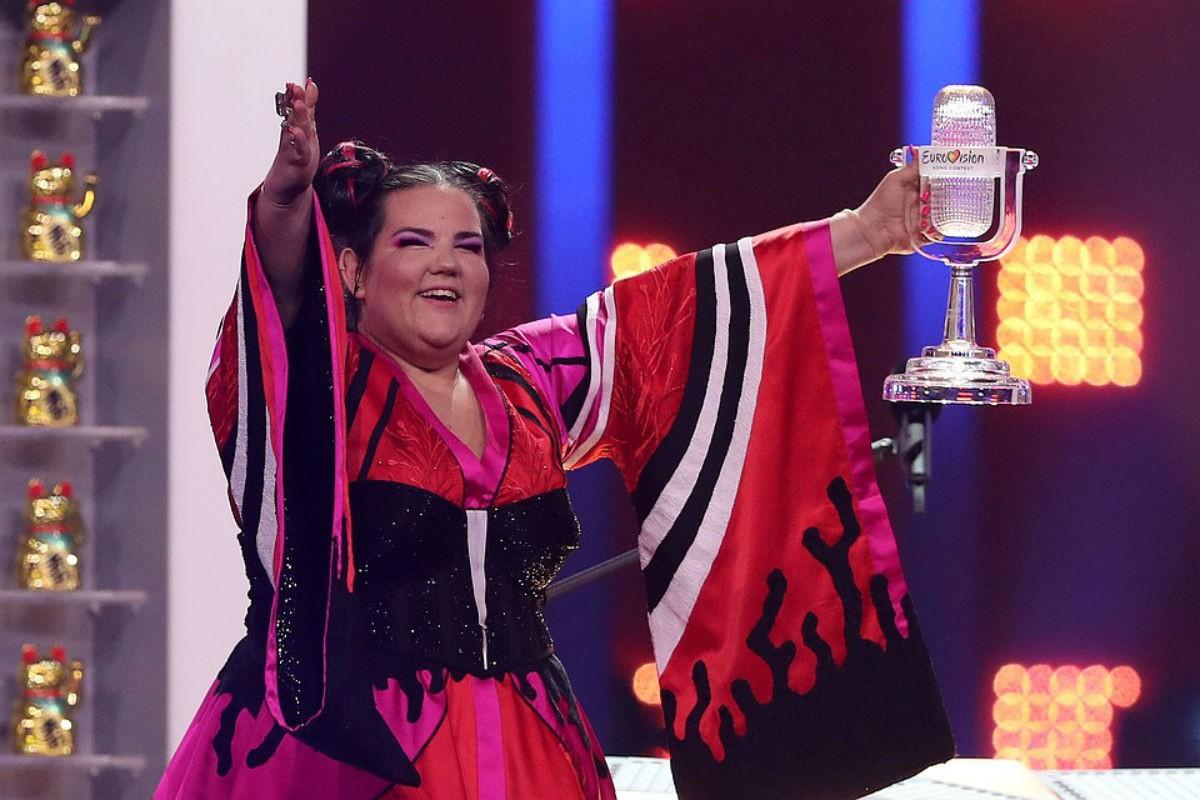 Победителем Евровидения-2018 неожиданно для всех стал Израиль!