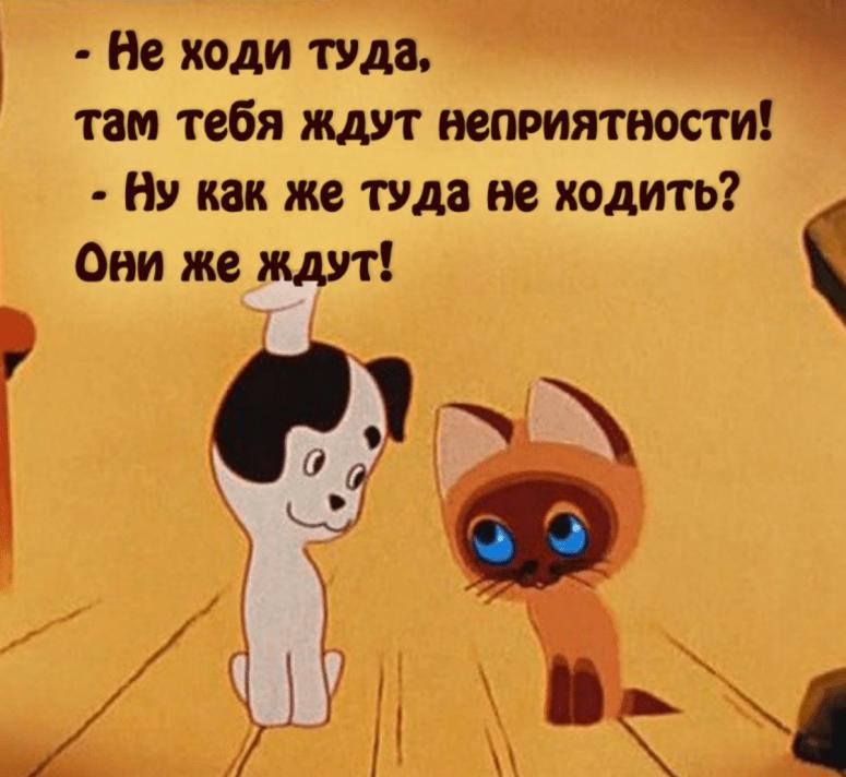 Любимые фразы из всех мировых мультфильмов