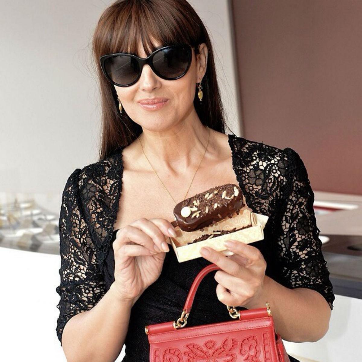 «Как казаться стильной, несмотря на возраст» : советы от Моники Беллуччи