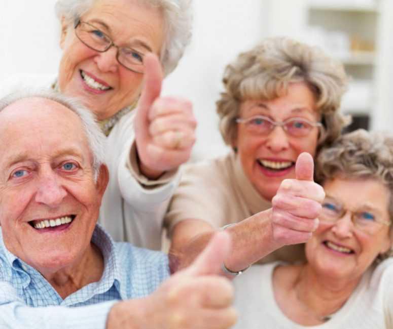 Основные причины старения