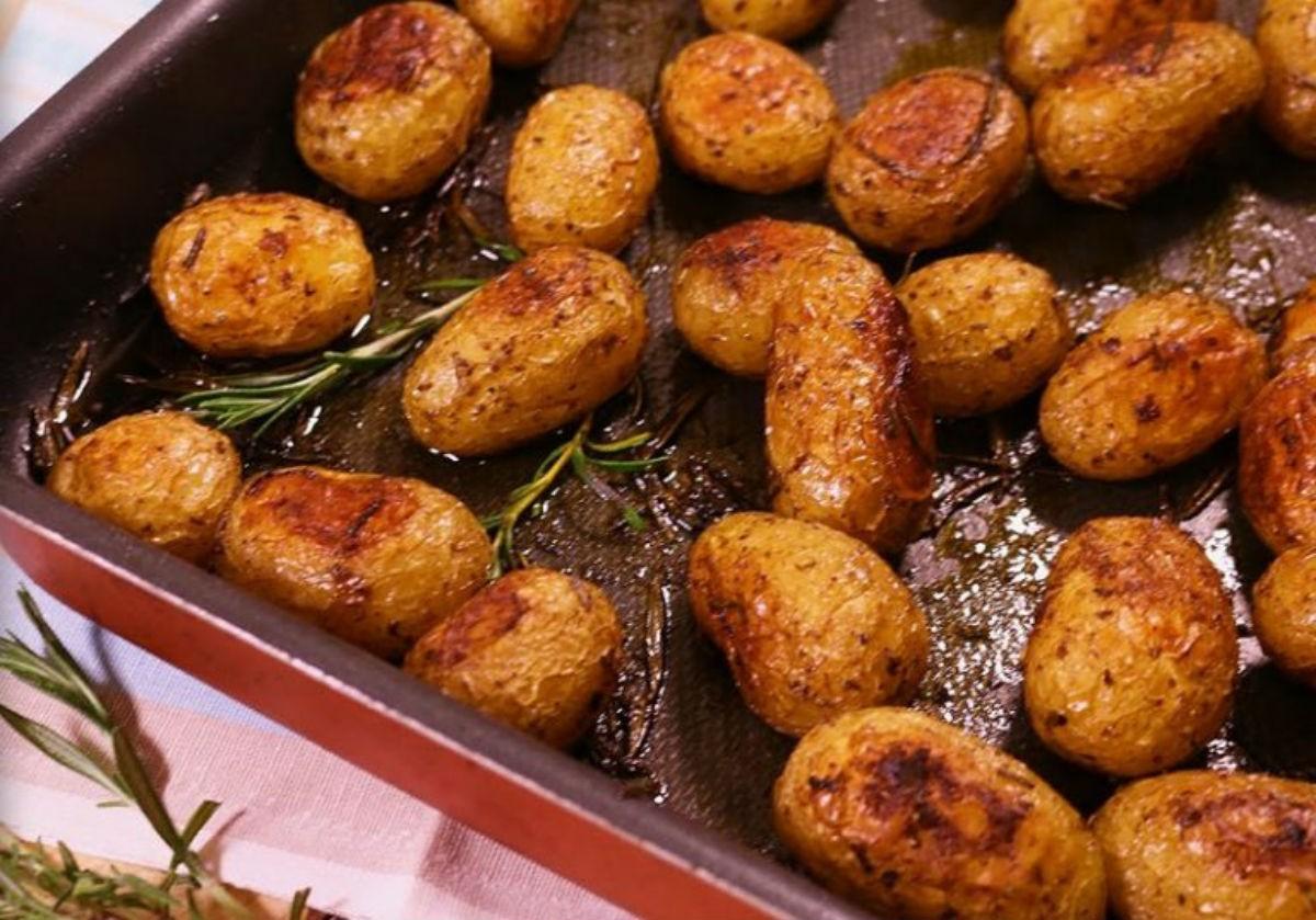 Так картофель ты еще не готовила! Самый аппетитный гарнир, который я когда-то  ела!
