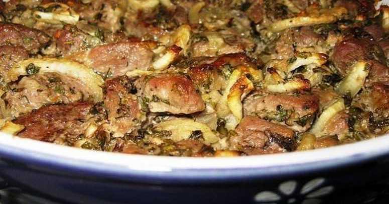 Это мясо просто тает во рту! Грузины знают толк в кулинарии.